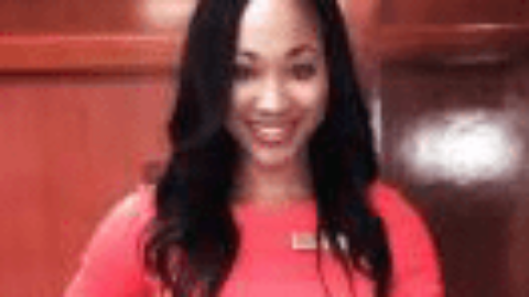 Courtnei Martin<br> Houston Rockets Guest Services Coordinator