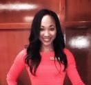 Courtnei Martin<br> Houston Rockets Guest Services Coordinator