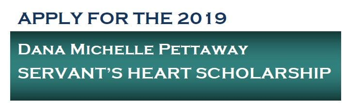 Apply for the 2019 DMP Ministries Servants Heart Scholarship