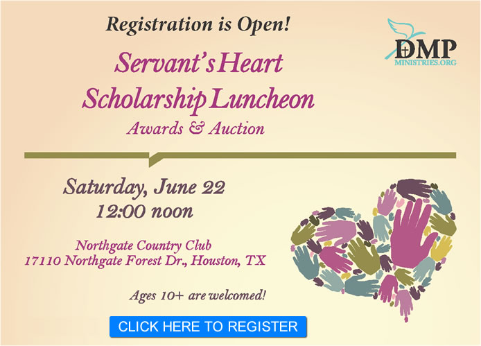 2019 DMP Scholarship Luncheon Registration - June 22 2019